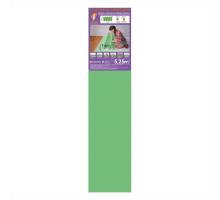 Подложка гармошка под ламинат Solid Зеленая (1050x250) мм