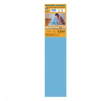 Подложка гармошка под ламинат Solid Синяя (1050x250) мм