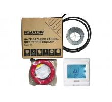 Нагревательный кабель Ryxon HC-20-30 м + сенсорный программируемый терморегулятор (3,0 -3,8м2)