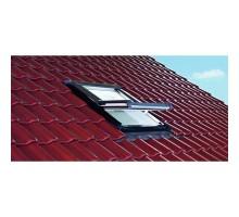 Вікно мансардне Designo WDF R45 K W AL 05/07